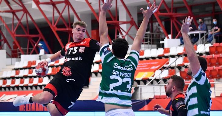 EHF EL: Dinamo pierde primul meci din grupa B