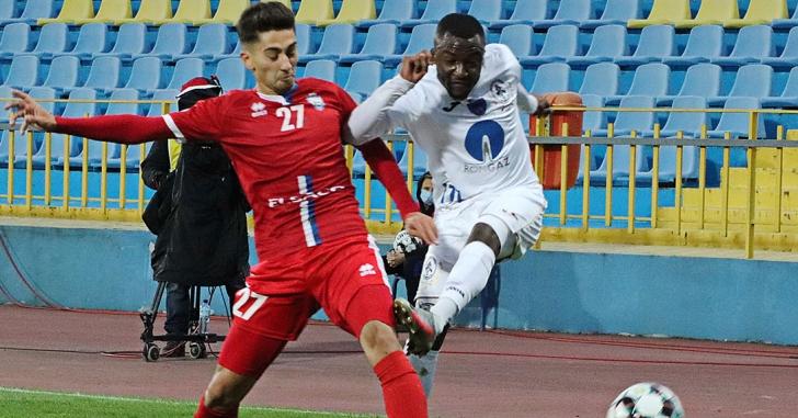 Liga 1: Botoșenenii simt gustul victoriei după aproape două luni
