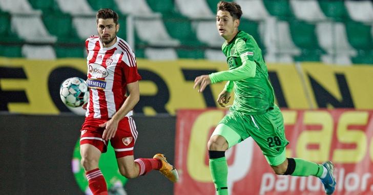Liga 1: Sepsi OSK urcă pe podium după o victorie meritată