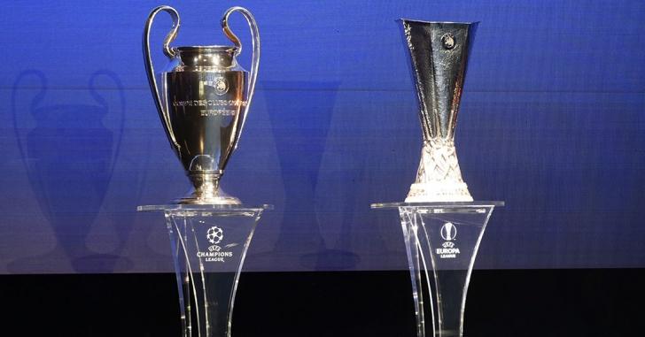 Structura sezonului 2021-2022 al competițiilor europene