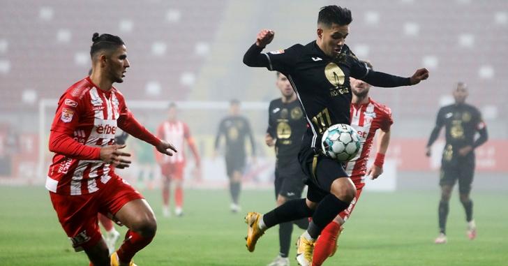 Liga 1: Al doilea succes pentru medieșeni sub comanda lui Jorge Costa