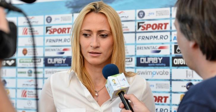 Camelia Potec a fost aleasă în Comitetul Executiv al Ligii Europene de Natație