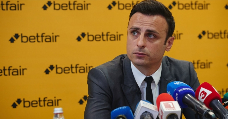 """Berbatov: """"Keșerü e special, unul dintre cei mai buni jucători străini care au jucat vreodată în Bulgaria"""""""