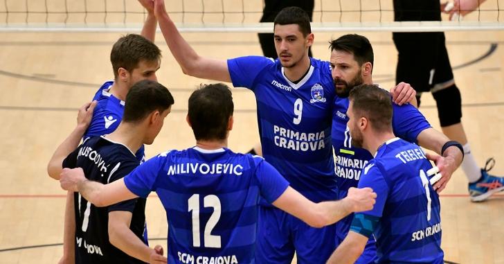DA1M: SCMU Craiova, lider după primele două turnee