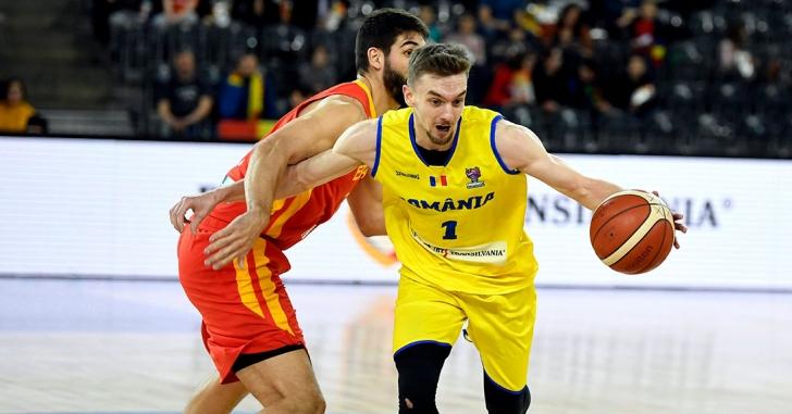 """FIBA Eurobasket 2022 Qualifiers: Nimic de făcut în fața Poloniei. Luni ne """"judecă"""" Spania"""