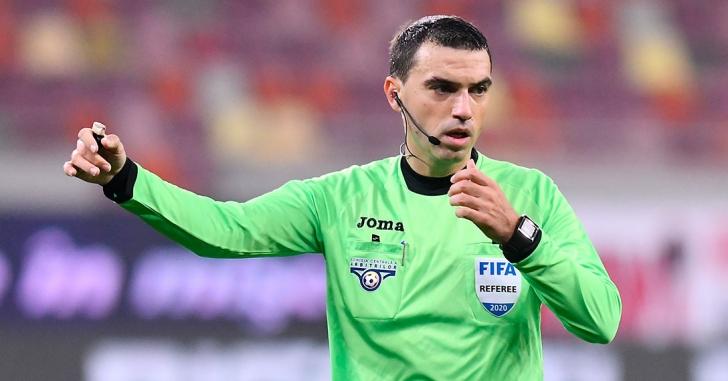 Ovidiu Hațegan, a cincea delegare consecutivă în Champions League