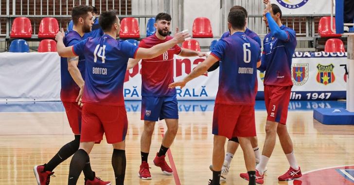 DA1M: CSA Steaua urcă pe poziția secundă
