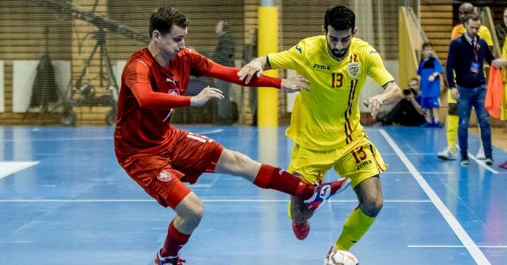 România a pierdut ambele meciuri de verificare contra Marocului