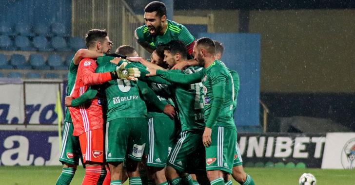 Liga 1: Victorie la scor de forfait pentru covăsneni