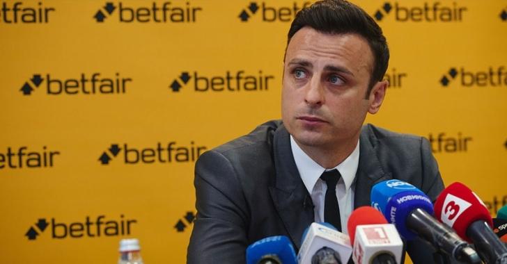 """Berbatov: """"Obiectivul CFR Cluj este să fie din nou în Liga Campionilor"""""""