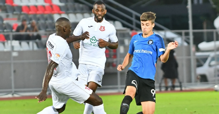 Liga 1: Viitorul - FC Hermannstadt, primul meci din 2021