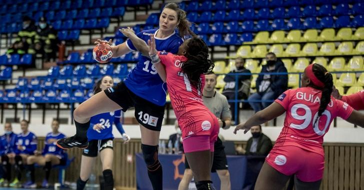 EHF European League: Victorie importantă pentru brăilence