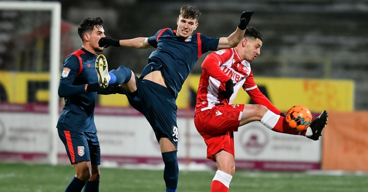 Liga 1: Chindia învinge și în retur