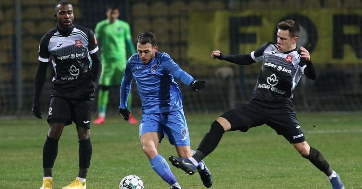 Liga 1: Sibienii obțin primul punct după trei înfrângeri