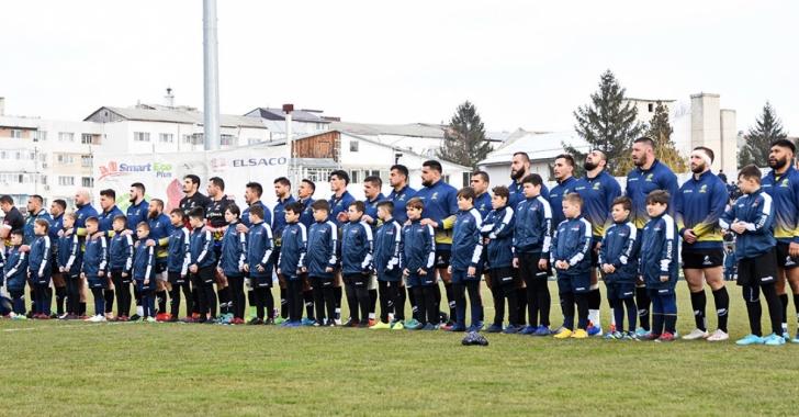 Staff-ul tehnic a stabilit lotul extins pentru meciul cu Belgia