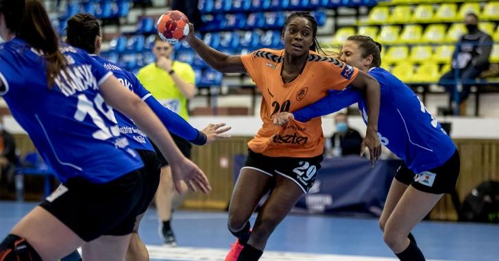 EHF European League: Prima înfrângere pentru brăilence
