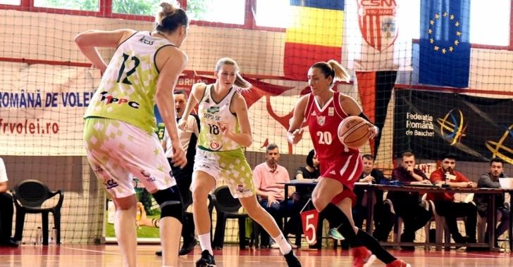 Final 4 Cupa României feminin se va desfășura la Satu Mare
