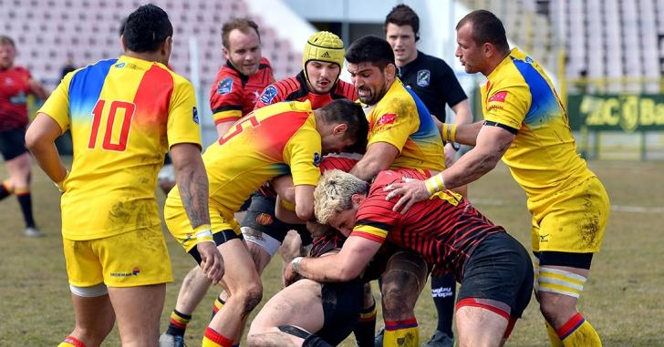 Rugby Europe Championship: Meciul România – Belgia se suspendă