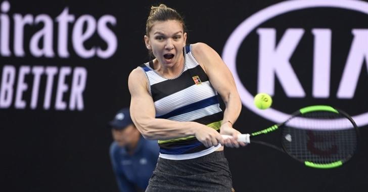 WTA: Halep debutează pozitiv în sezonul 2021