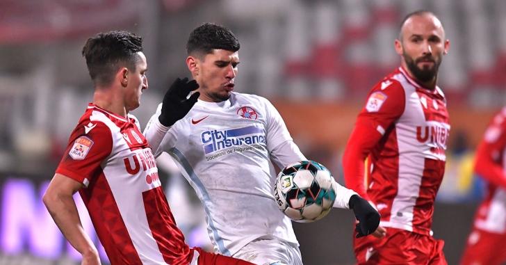 Liga 1: FCSB se impune în Ștefan cel Mare după 6 ani