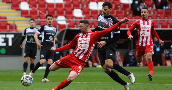"""Liga 1: UTA continuă să caute victoria pe """"Francisc Neuman"""""""