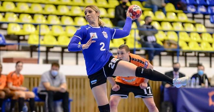 EHF European League: Brăilencele au rezistat o repriză pe terenul favoritelor grupei
