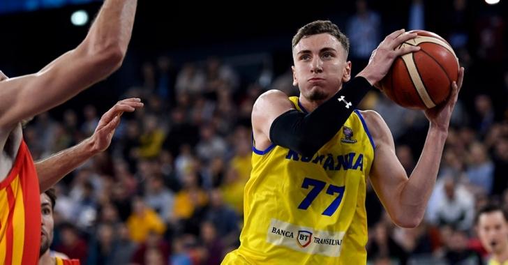 Vulturii au cedat cu greu în fața Israelului în cadrul FIBA EUROBASKET 2022 QUALIFIERS
