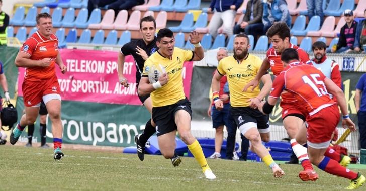 Romania va disputa doua meciuri acasa si trei in deplasare in sezonul 2021 al Rugby Europe Championship