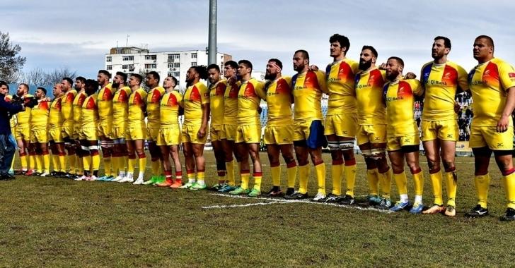 50 de jucători pentru România în ediția din acest an a Rugby Europe Championship