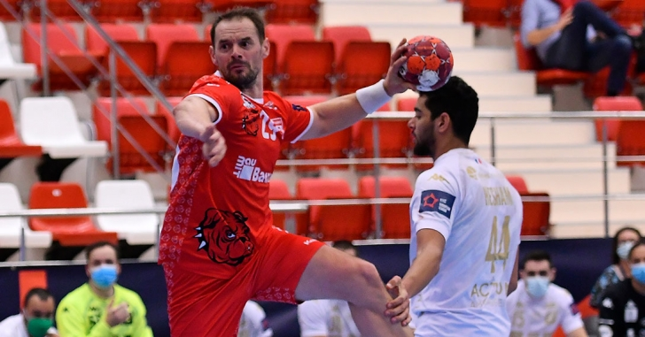 EHF European League: Înfrângere la Nimes și speranțele de calificare s-au spulberat