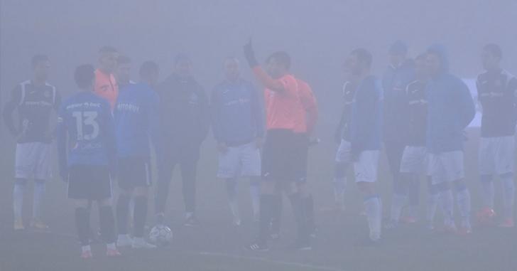 Liga 1: Meciul FC Viitorul - Politehnica Iași se va reprograma la o dată ulterioară