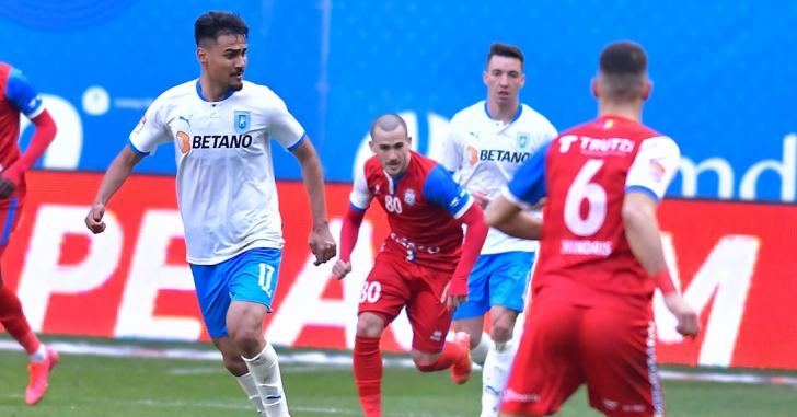 Liga 1: Baiaram aduce victoria oltenilor cu FC Botoșani