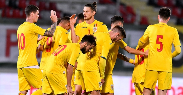 U21: Lotul României pentru EURO 2021