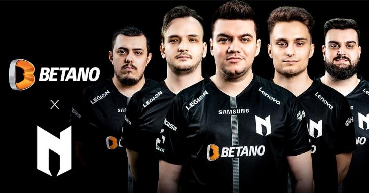 BETANO devine partenerul principal al celei mai bune echipe românești de CS:GO, Nexus Gaming