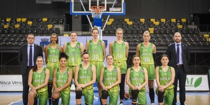 EuroCup Women: Covăsnencele se califică dramatic în sferturile de finală