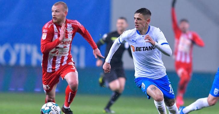 """Liga 1: Arădenii au rezistat doar o oră pe """"Ion Oblemenco"""""""