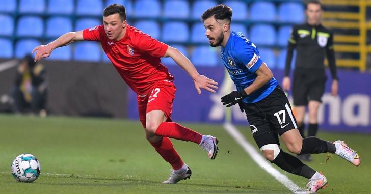 Liga 1: FC Viitorul, trei remize consecutive