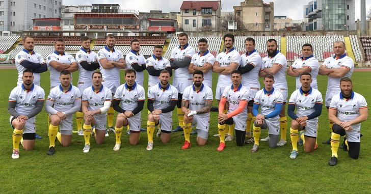 Rugby Europe Championship: Lotul României pentru meciul cu Spania
