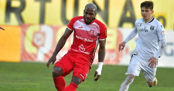 Liga 1: Sibienii cu ocaziile, ilfovenii cu golul
