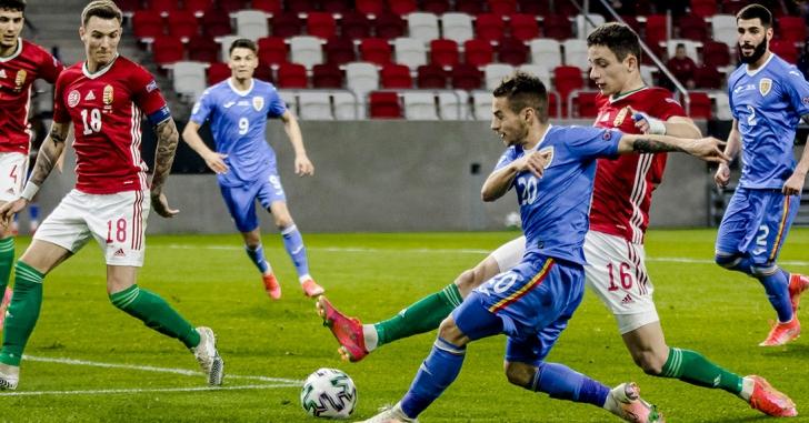 CE U21: Victorie contra unui adversar care a jucat în 14