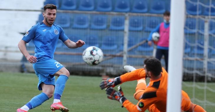Liga 1: Academica mai face un pas spre play-off