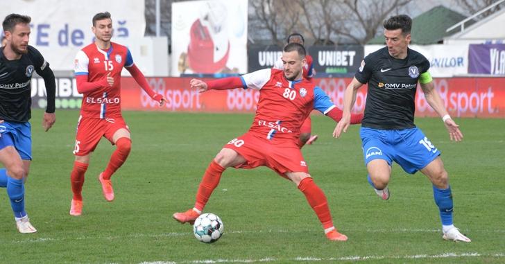 Liga 1: FC Botoșani, victorie esențială pentru play-off