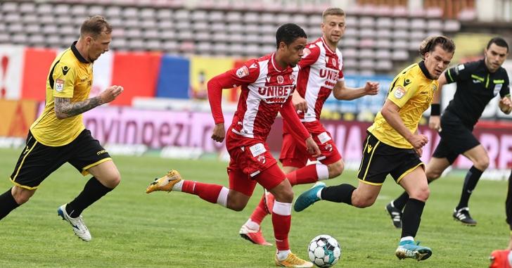 Liga 1: Dinamo a ieșit din post