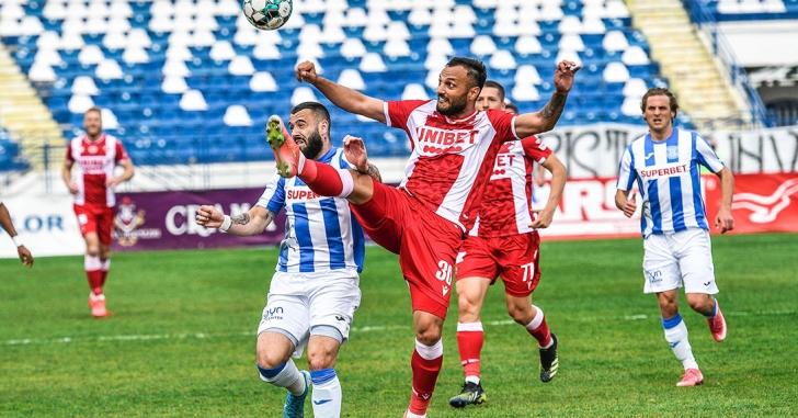 Liga 1: Dinamo leagă a treia victorie consecutivă