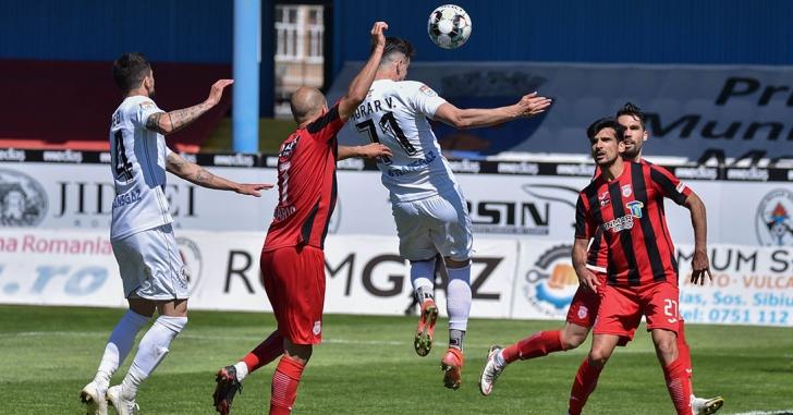 Liga 1: Morar aduce trei puncte mari pentru Gaz Metan