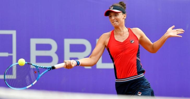 WTA Roma: Begu avansează în turul secund al probei de dublu