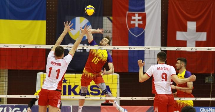 România ratează calificarea la Campionatul European de volei masculin