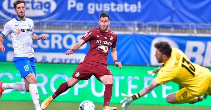 Liga 1: Clujenii fac un pas important spre un nou titlu