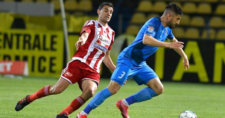 Liga 1: Sepsi OSK pierde cu Academica și va încheia sezonul pe locul 4