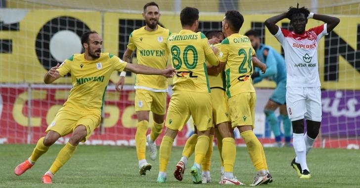 Baraj Liga 1: CS Mioveni promovează, FC Hermannstadt retrogradează